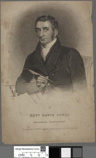 Revd. David Jones, Holywell, Flintshire