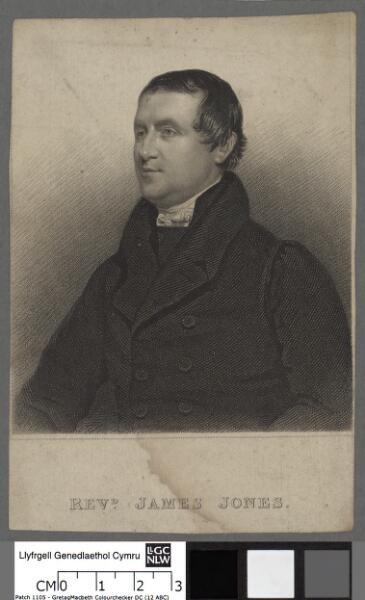 Revd. James Jones