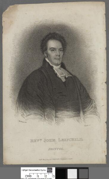 Revd. John Leifchild, Bristol