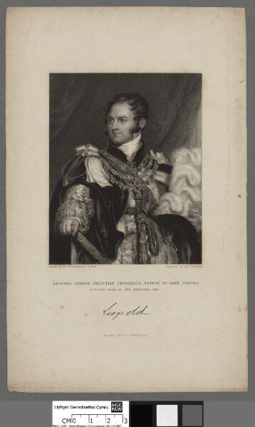 Leopold George Christian Frederick, Prince of...