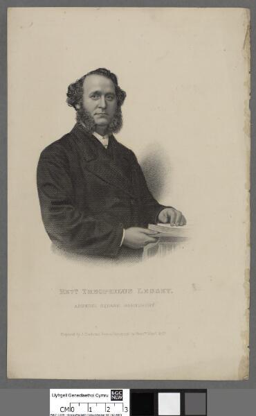 Revd. Theophilus Lessey, Arundel Square, Barnsbury