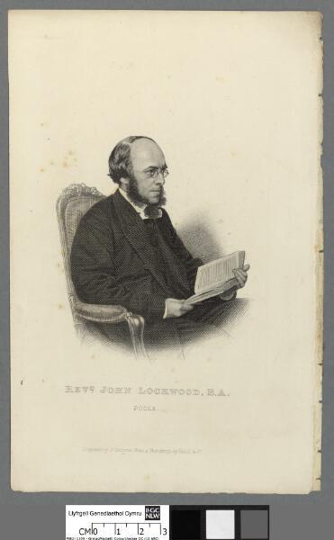 Revd. John Lockwood, B.A., Poole