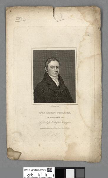 Rev. Joseph Phillips late missionary at Java