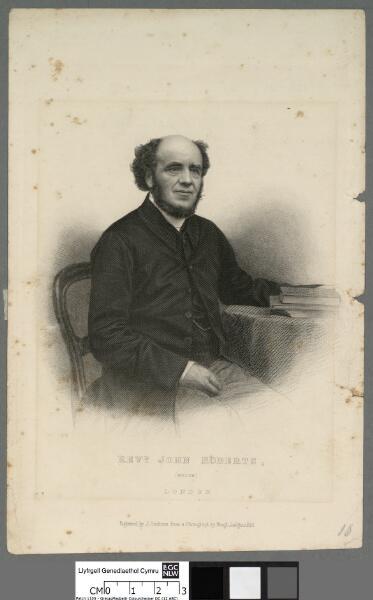 Revd. John Roberts, (Welsh) London