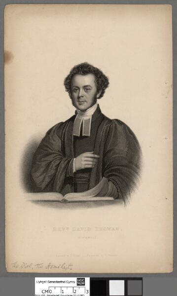 Revd. David Thomas, Stockwell