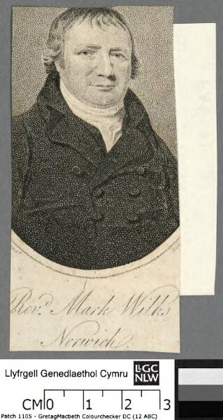 Revd. Mark Wilks, Norwich