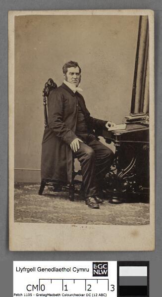 Rev. William Ambrose