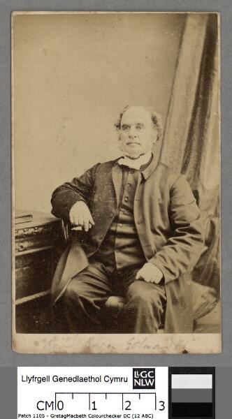 Rev.                      Roger Edwards