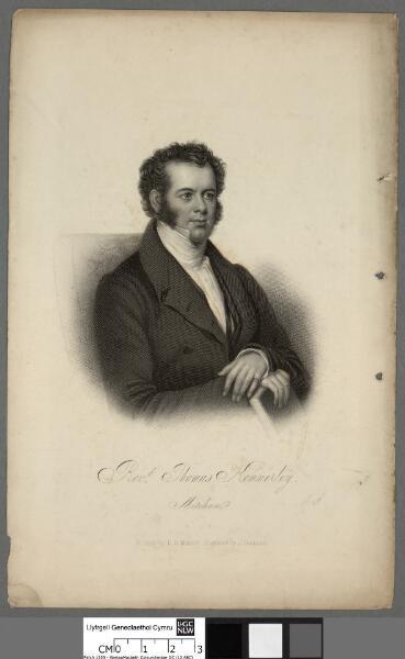 Revd. Thomas Kennerley, Mitcham