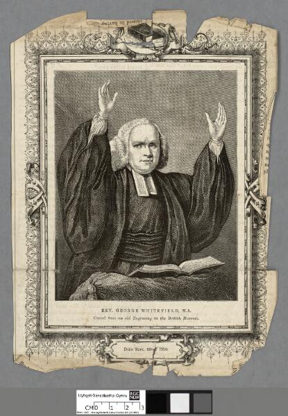 Rev. George Whitefield, M.A