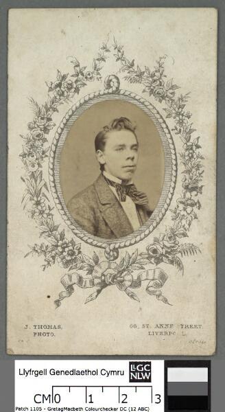 Samuel Morris Jones