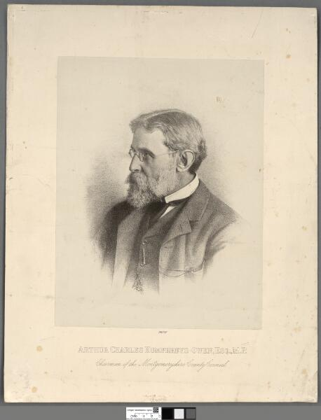 Arthur Charles Humphreys-Owen, Esq., M.P...