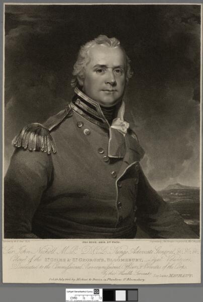 Sir John Nicholl M.P. D.C.L. Kings Advocate...
