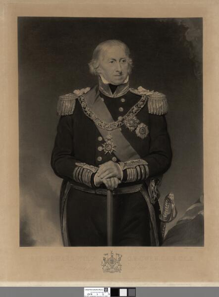 Sir Edward Willm. C. R. Owen, G.C.B. G.C.H...