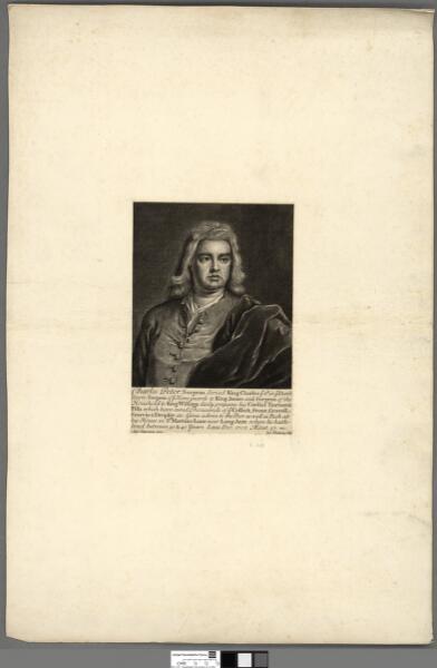 Charles Peter : surgeon served King Charles ye...