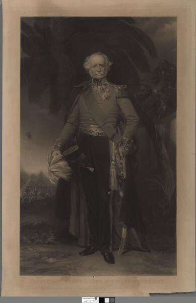 Lieutenant General Lord Viscount Gough, G.C.B