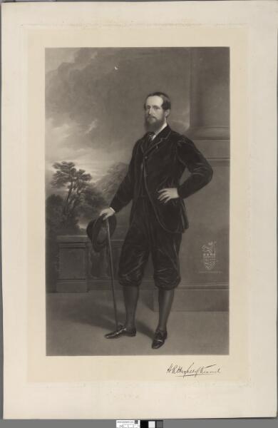 Hugh Robert Hughes (of Kinmel and Dinorben,...