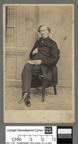 Thomas Jones, 'Glan Alun'