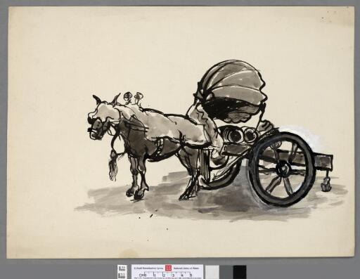 Horse and cart