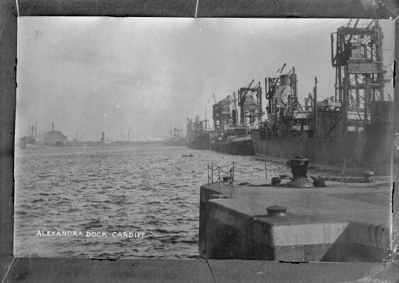 Alexandra Docks, Cardiff