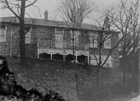 Ebbw Vale Cottage Hospital