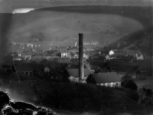 View of Six Bells