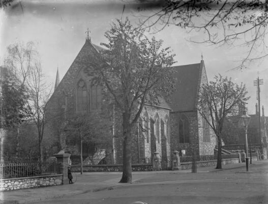 Tredegarville Church
