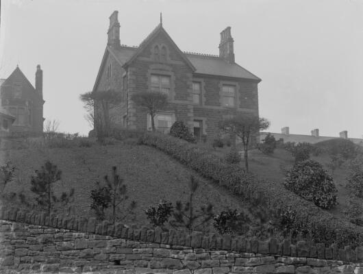 Compton House, Tonypandy, Rhondda