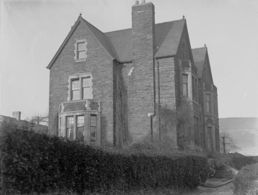 The Vicarage, Tonypandy, Rhondda