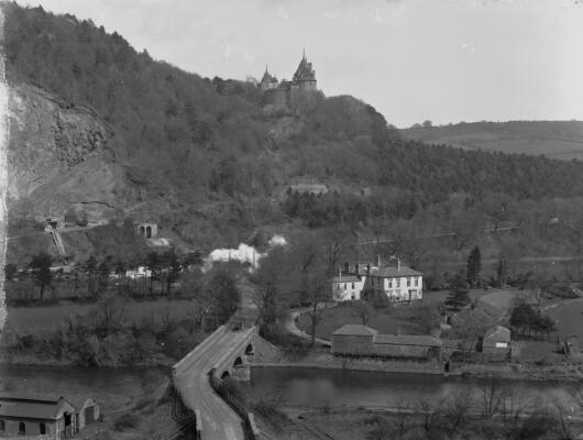 Castle Coch, Taffs Well