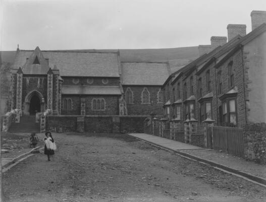 St Mary's Church, Treherbert, Rhondda