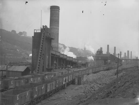 Victoria Colliery, Ebbw Vale