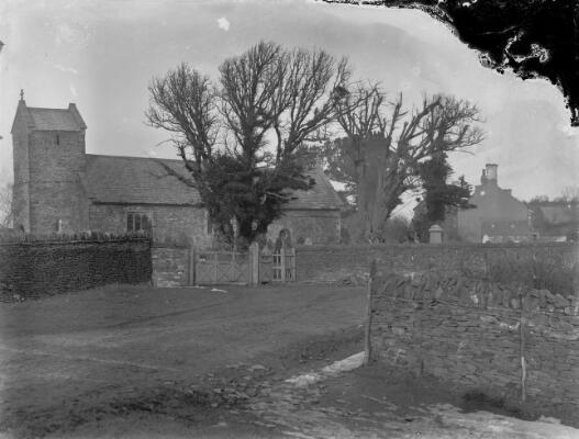 Llanhilleth Church and village, Abertillery