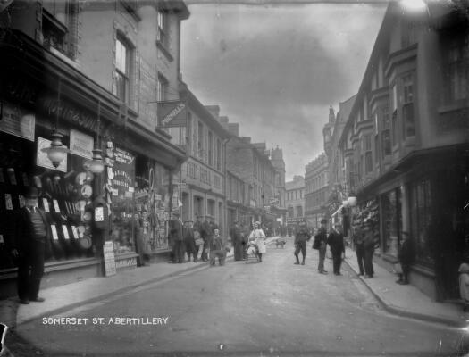 Somerset St, Abertillery