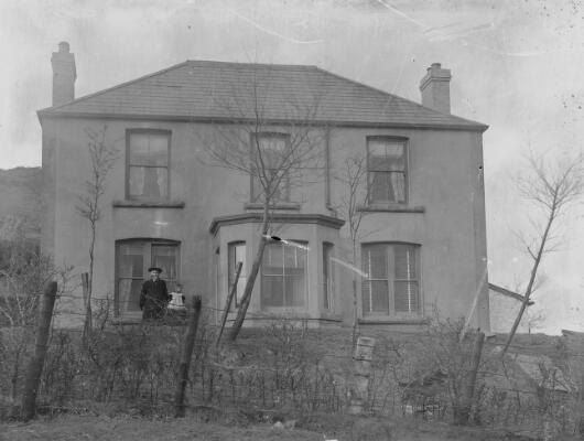 Mr Evans House, Blaenau Gwent, Abertillery