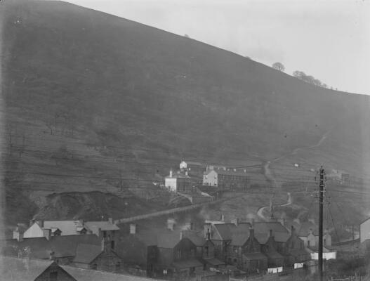 Arrail Hillside Abertillery