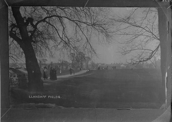Llandaff Fields in Llandaff