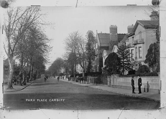 Park Place, Cardiff