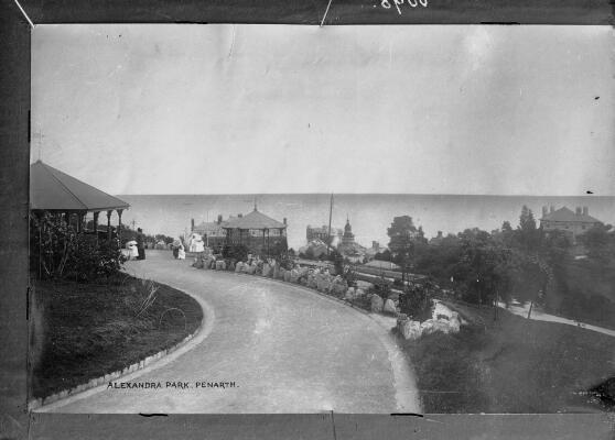 Alexandra Park, Penarth