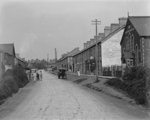 Cowbridge Road, Pontyclun