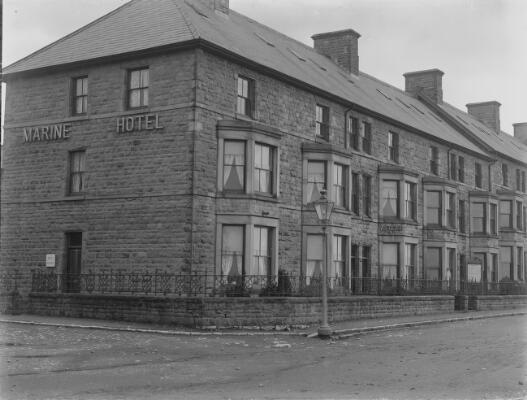 Marine Hotel, Porthcawl
