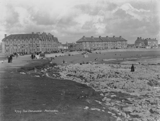 The Esplanade, Porthcawl