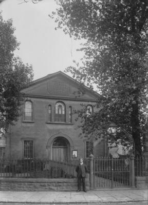 Ynysgau Chapel c1905