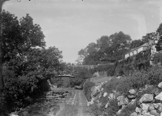 View of Cefn Bridge