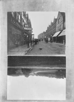 Holton Road, Barry c.1905