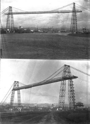 Newport Transporter Bridge (i)