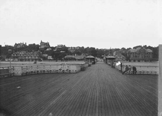 View from Pier; Penarth