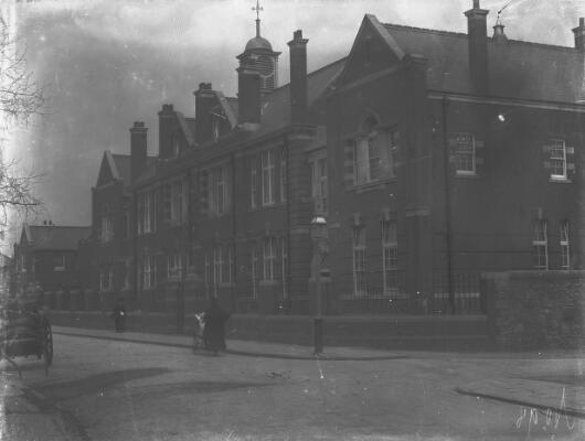 New Schools, Canton, Cardiff