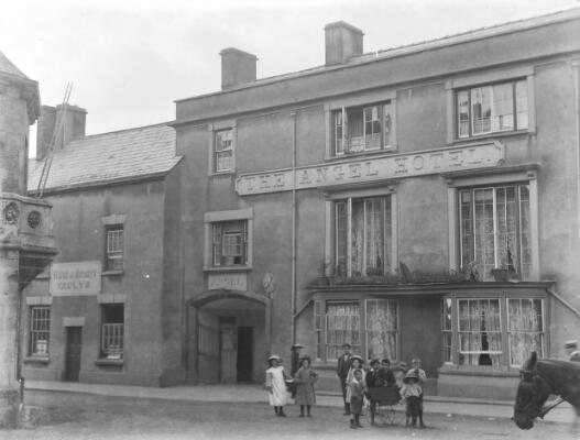 Angel Hotel, Coleford, Forest of Dean