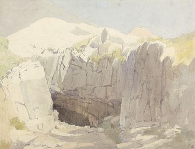 Study of Rocks at Mumbles